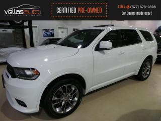 Used 2019 Dodge Durango GT| AWD| NAVIGATION| SUNROOF for sale in Vaughan, ON