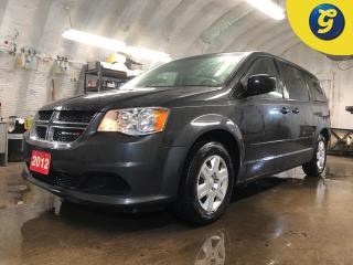 Used 2012 Dodge Grand Caravan SXT * Stow N Go * Rear DVD player * Phone connect *Hands free steering wheel controls * Heated mirrors * Dual climate control * Automatic with economy for sale in Cambridge, ON