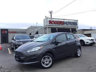 Used 2017 Ford Fiesta SE HATCH - HTD SEATS - BLUETOOTH for sale in Oakville, ON