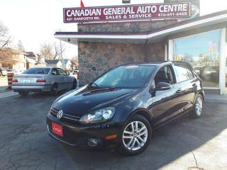 Used 2010 Volkswagen Golf VW for sale in Scarborough, ON