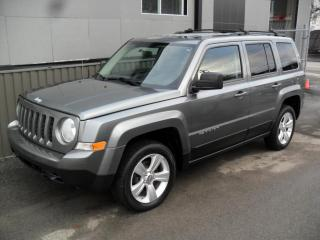 Used 2011 Jeep Patriot 4x4 4 cyl Auto. NORTH  Démarreur + GARAN for sale in Laval, QC