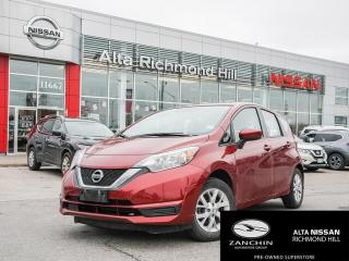 Used 2017 Nissan Versa Note 1.6 SV for sale in Richmond Hill, ON