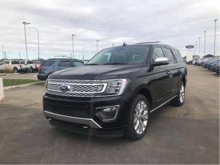New 2019 Ford Expedition Platinum 2019 PLATINUM, 600A PKG, 3.5L ECOBOOST, 22