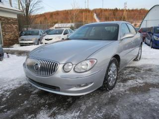 Used 2009 Buick Allure CXL for sale in Québec, QC