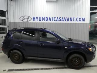 Used 2011 Mitsubishi Outlander ES AWD for sale in St-Hyacinthe, QC