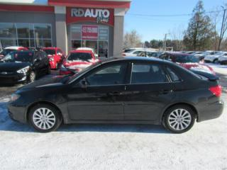 Used 2008 Subaru Impreza 4dr Sdn Auto 2.5i for sale in Notre-Dame-Des-Prairies, QC