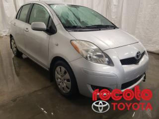 Used 2009 Toyota Yaris * LE * GR ÉLECTRIQUE * AIR CLIMATISÉE * * LE * GR ÉLECTRIQUE * AIR CLIMATISÉE * for sale in Chicoutimi, QC