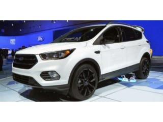 New 2019 Ford Escape Titanium 4WD for sale in Fort Saskatchewan, AB