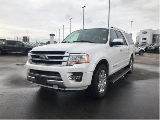 Used 2017 Ford Expedition Max Platinum Max, 600A PKG, ECOBOOST, MOONROOF, NAV for sale in Fort Saskatchewan, AB