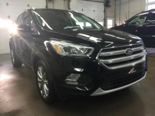Used 2017 Ford Escape 4WD TITANIUM for sale in Boischatel, QC