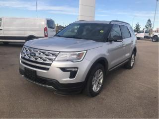 Used 2018 Ford Explorer XLT AWD, 201A PKG, SYNC CONNECT, REVERSE CAMERA for sale in Fort Saskatchewan, AB