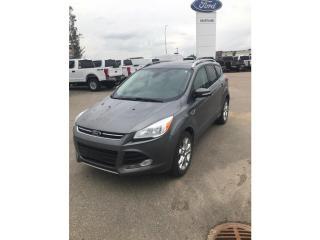 Used 2014 Ford Escape Titanium TITANIUM 400A PKG, 2L, MOONROOF, NAVIGATION, SYNC for sale in Fort Saskatchewan, AB