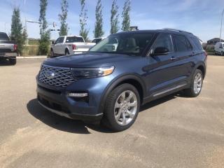 New 2020 Ford Explorer Platinum PLAT for sale in Fort Saskatchewan, AB