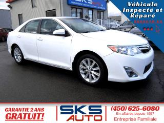 Used 2012 Toyota Camry XLE (GARANTIE 2 ANS INCLUS) for sale in Ste-Rose, QC
