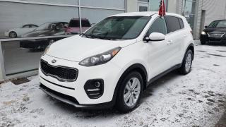 Used 2017 Kia Sportage LX DEMARREUR A DISTANCE, BLUETOOTH, SIEGES CHAUFFANTS, CAMERA for sale in Montréal, QC