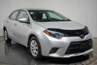 Used 2016 Toyota Corolla L CAMERA DE RECUL BLUETOOTH for sale in Île-Perrot, QC