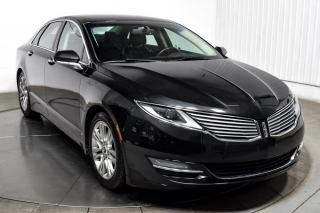 Used 2014 Lincoln MKZ 2.0L ECOBOOST CUIR for sale in St-Hubert, QC