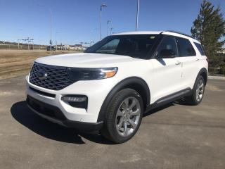 New 2020 Ford Explorer Platinum for sale in Fort Saskatchewan, AB