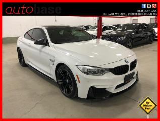 Used 2016 BMW M4 M4 M PERFOMANCE CARBON PREMIUM EXECUTIVE ADAPTIVE M SUSPENSION for sale in Vaughan, ON