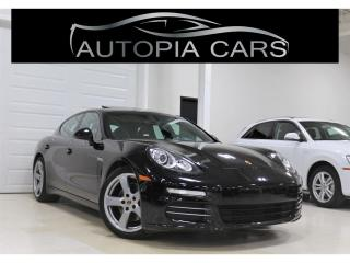 Used 2016 Porsche Panamera 4dr HB for sale in North York, ON