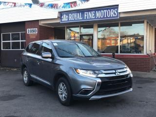 Used 2016 Mitsubishi Outlander AWC 4dr ES for sale in Toronto, ON