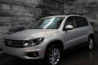 Used 2012 Volkswagen Tiguan Highline for sale in St-Sulpice, QC
