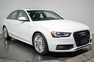 Used 2016 Audi A4 QUATTRO CUIR TOIT MAGS for sale in St-Hubert, QC