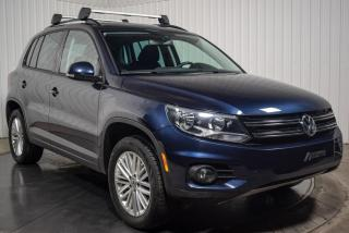 Used 2016 Volkswagen Tiguan SPECIAL EDITION 2.0L 4 MOTION for sale in St-Hubert, QC