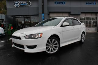 Used 2010 Mitsubishi Lancer GTS for sale in Beauharnois, QC