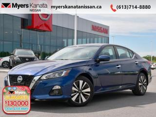 New 2020 Nissan Altima 2.5 SV  - ProPilot -  Sunroof for sale in Kanata, ON