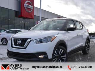 New 2019 Nissan Kicks SV FWD  -  Alloy Wheels -  Fog Lights - $163 B/W for sale in Kanata, ON