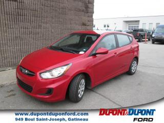 Used 2014 Hyundai Accent Voiture à hayon, 5 portes, boîte automat for sale in Gatineau, QC