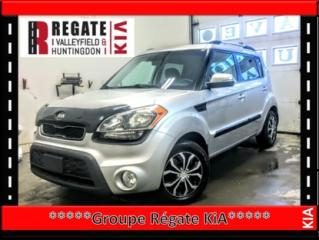Used 2013 Kia Soul 2u**Air climatisé, Bluetooth, Régulateur de vitess Bancs chauffants,Commandes audio au volant* for sale in Salaberry-de-Valleyfield, QC