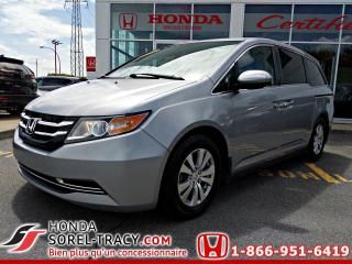 Used 2016 Honda Odyssey Familiale 4 portes EX for sale in Sorel-Tracy, QC