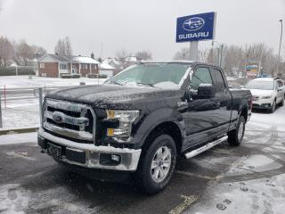 Used 2015 Ford F-150 XLT 4X4 EXTENDED CAB 23333$ BAS KILOMÉTRAGE 22995$ for sale in Repentigny, QC