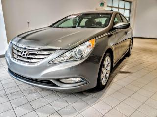 Used 2013 Hyundai Sonata SE for sale in St-Eustache, QC