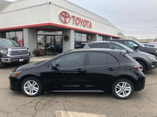 Used 2019 Toyota Corolla SE WITH HEATED SEATS, REVERSE PARKING CAMERA for sale in Cambridge, ON