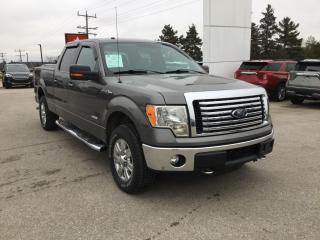Used 2012 Ford F-150 XTR | Chrome | Spray In Bedliner for sale in Harriston, ON