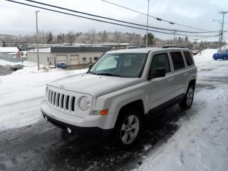 Used 2012 Jeep Patriot 4 RM, 4 portes, North EDITION for sale in Val-David, QC
