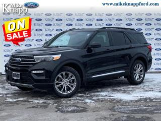 New 2020 Ford Explorer XLT  -Co-pilot Assist - Heated Steering for sale in Welland, ON