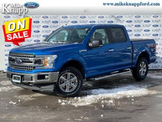New 2020 Ford F-150 XLT   - XTR Package -Trailer Tow Package for sale in Welland, ON