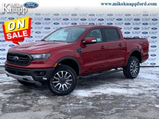 New 2020 Ford Ranger Lariat   -  Navigation  -  Off Road Package  - for sale in Welland, ON
