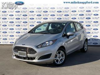 Used 2016 Ford Fiesta SE  - Low Mileage for sale in Welland, ON