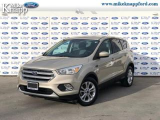 Used 2017 Ford Escape SE  - Low Mileage for sale in Welland, ON