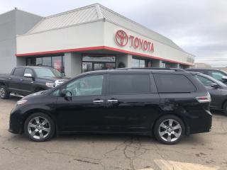 Used 2014 Toyota Sienna SE for sale in Cambridge, ON