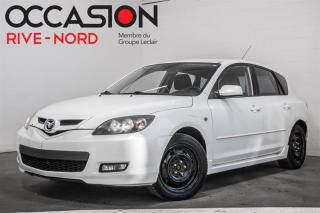 Used 2007 Mazda MAZDA3 Hatchback Man. Sport for sale in Boisbriand, QC