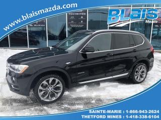 Used 2015 BMW X3 xDrive28i for sale in Ste-Marie, QC