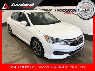Used 2016 Honda Accord LX|MAGS|BLUETOOTH| for sale in Montréal, QC