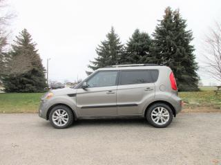 Used 2012 Kia Soul 2U for sale in Thornton, ON