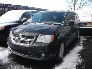 Used 2012 Dodge Grand Caravan Familiale à 4 portes, cabine multiplaces for sale in St-Sulpice, QC